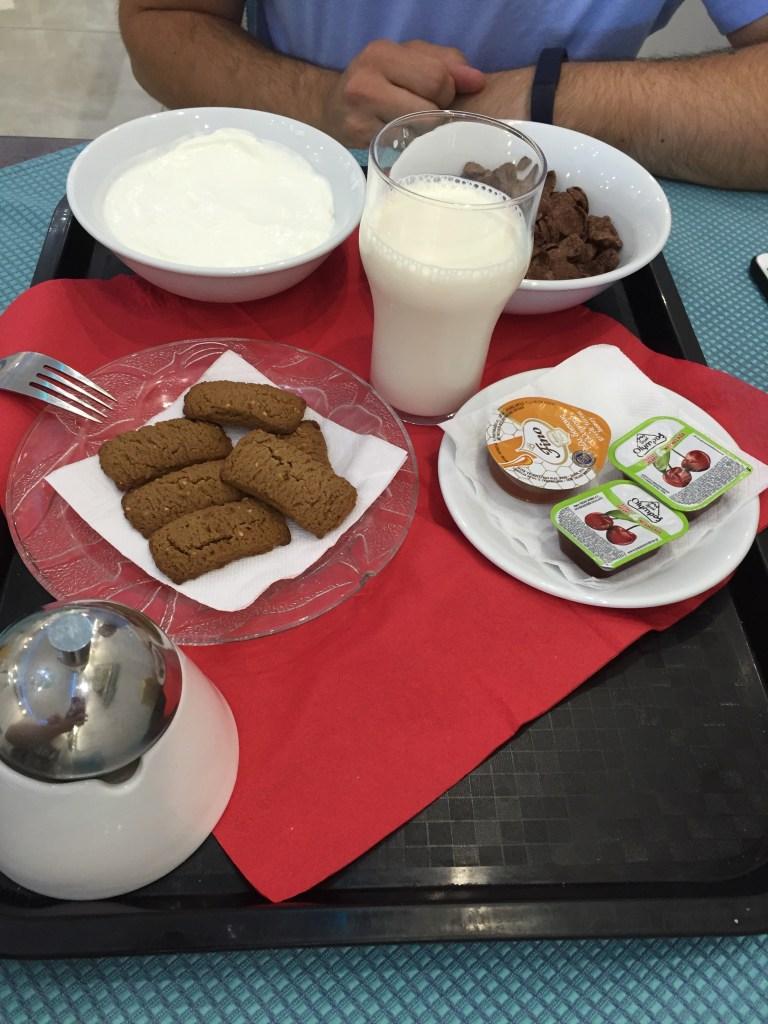 Parga Princess Breakfast