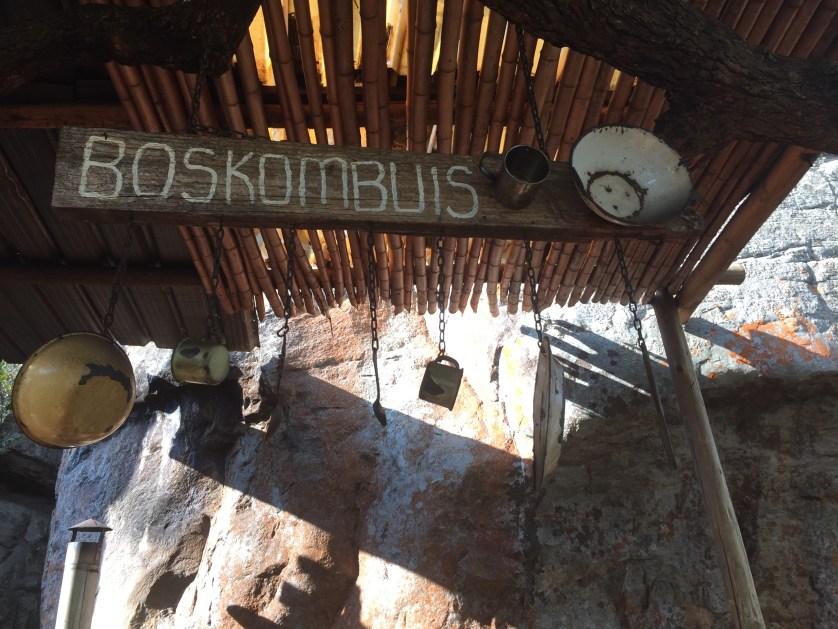 Boskombuis Restaurant