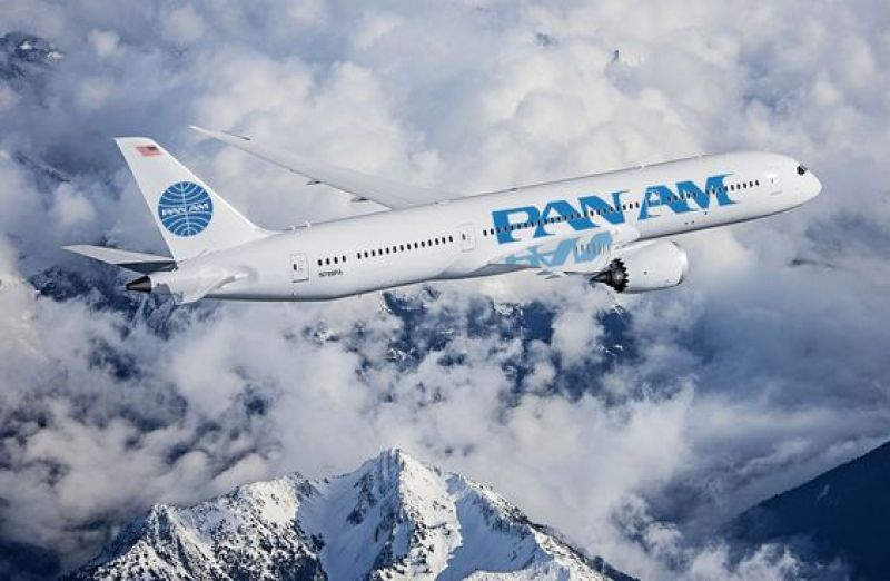 Pan Am Dreamliner from Pinterest Paul Kimo McGregor