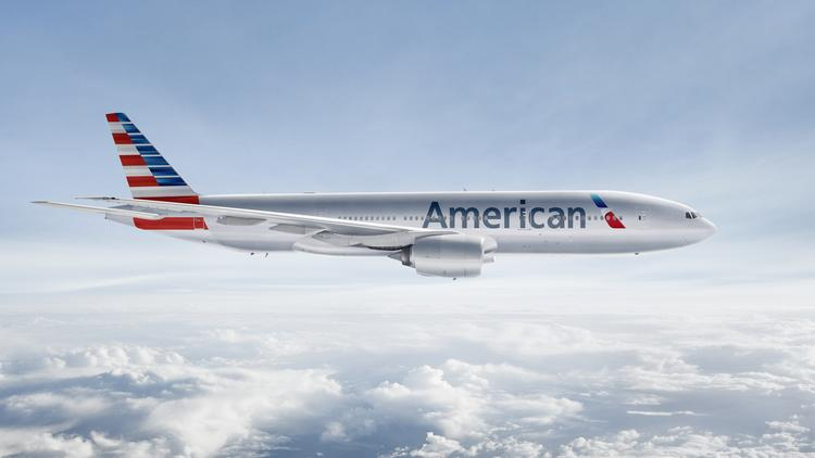 American Airlines 777, from Bizjournals.com