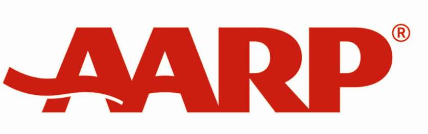 AARP logo, from AARP.com