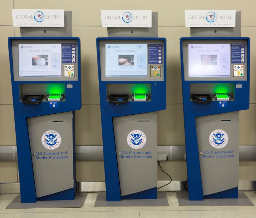 Global Entry Kiosks, en CBP.gov