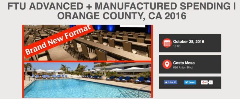 FTU Advanced Orange County