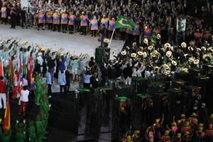 Finally Brazil makes its entrance!