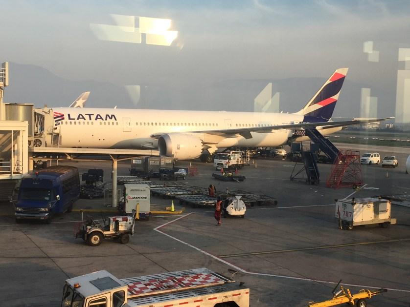 LATAM 787 Dreamliner