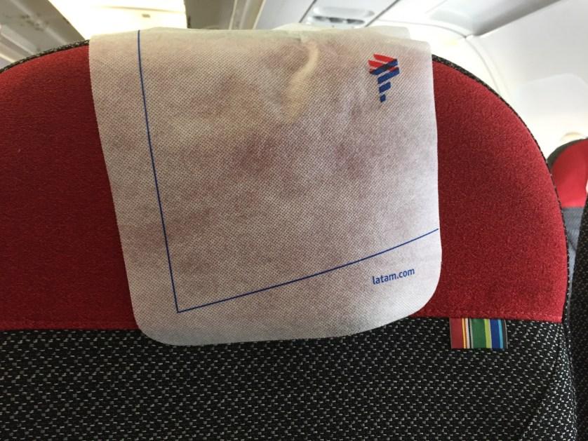 LATAM neck cushion