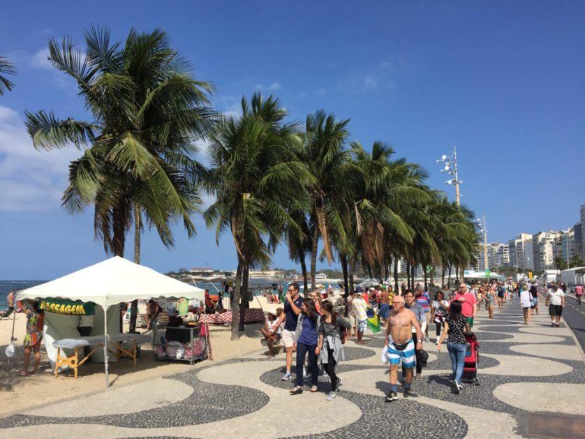 Copacabana Activity