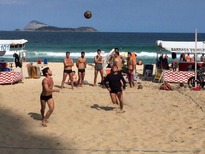 Beach Volleyball, Copacabana