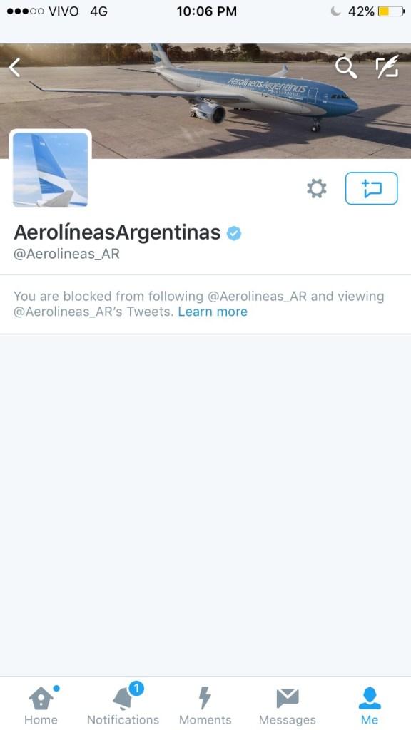I got blocked?! What?!