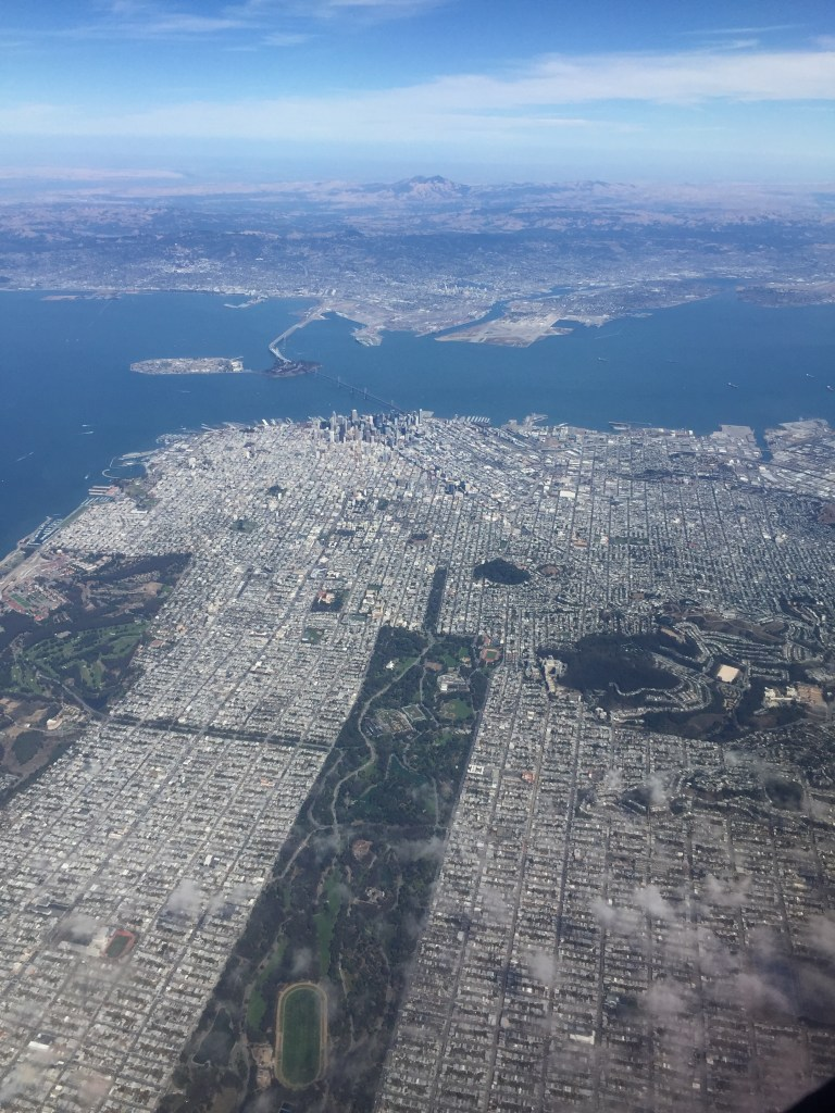 San Fran from Above