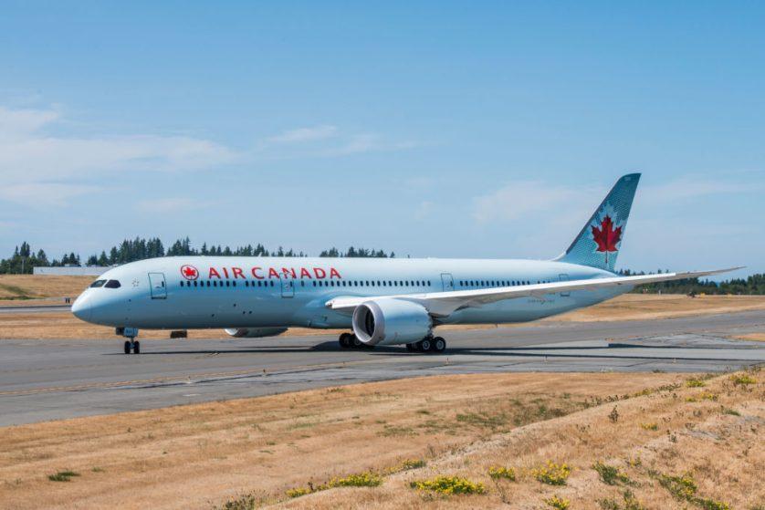 Air Canada Fare Sale
