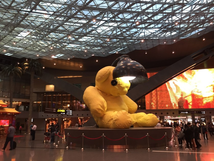 Doha Teddy Bear