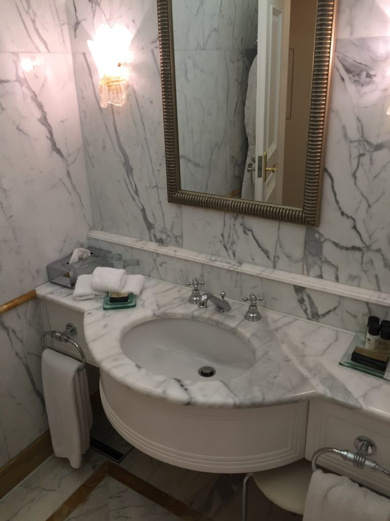Luxury Collection Hotel Athens Suite