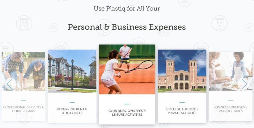 Plastiq Expense Opportunities