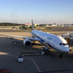 Flying Coach: ANA Dreamliner, Seattle to Tokyo Narita
