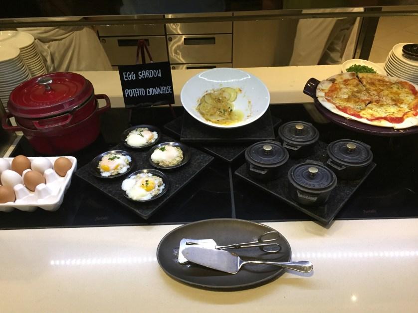 Hyatt Breakfast