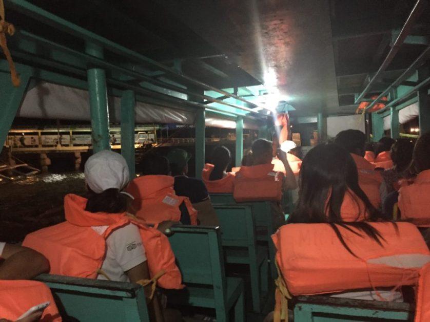 My Boracay Boat Ride
