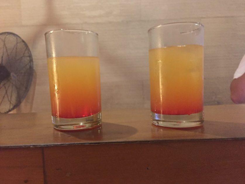 Fairways and Bluewater Checkin Drink