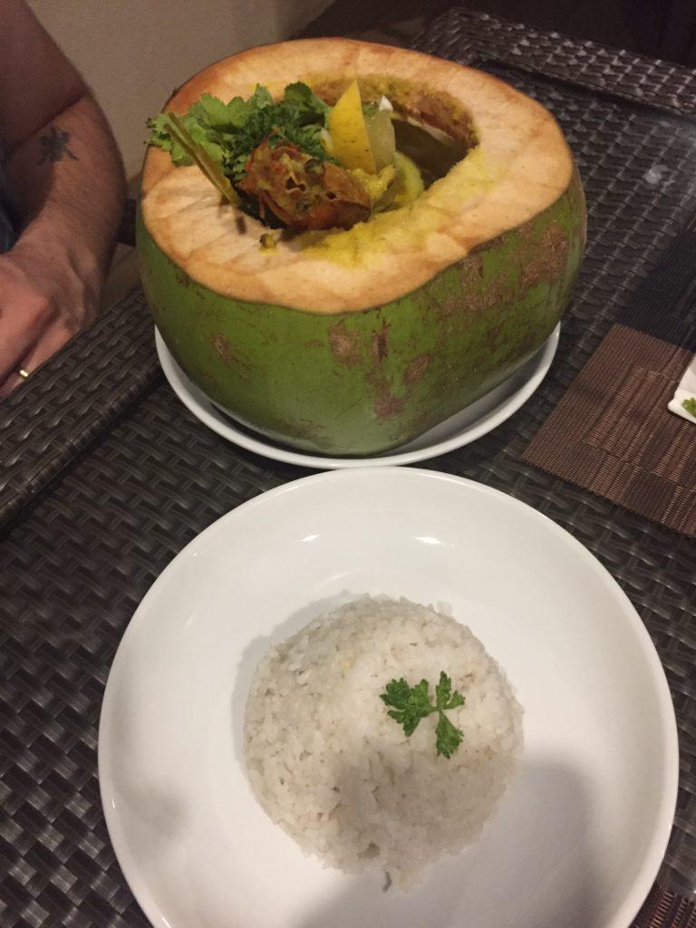 Coconut Seafood Fairways