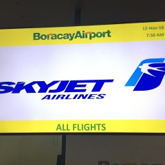 SkyJet, The fastest route from Boracay to Manila