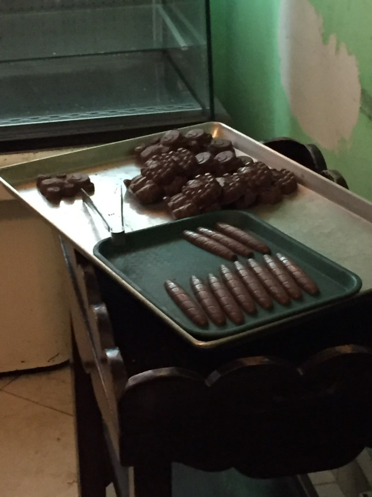 Homemade Chocolate in Havana, Cuba