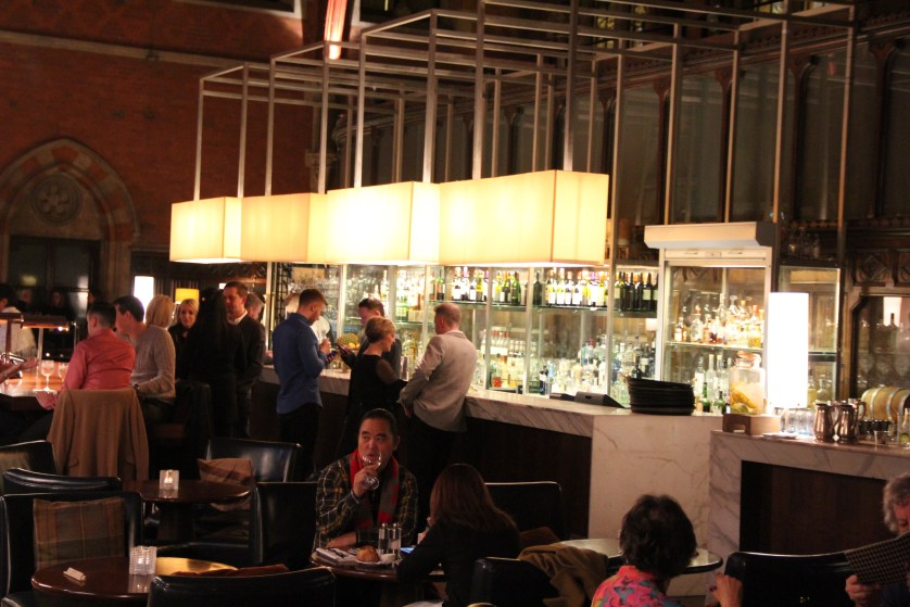 The Booking Office Bar