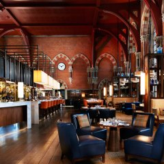 St Pancras Renaissance – The Booking Office Bar & Restaurant