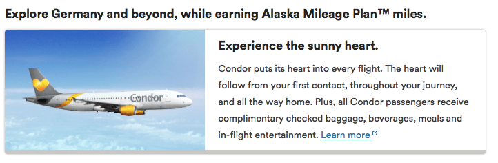 Condor Alaska Partnership