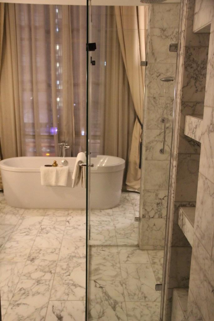 Haywood Suite Bathroom
