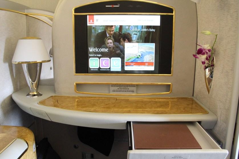 Emirates IFE