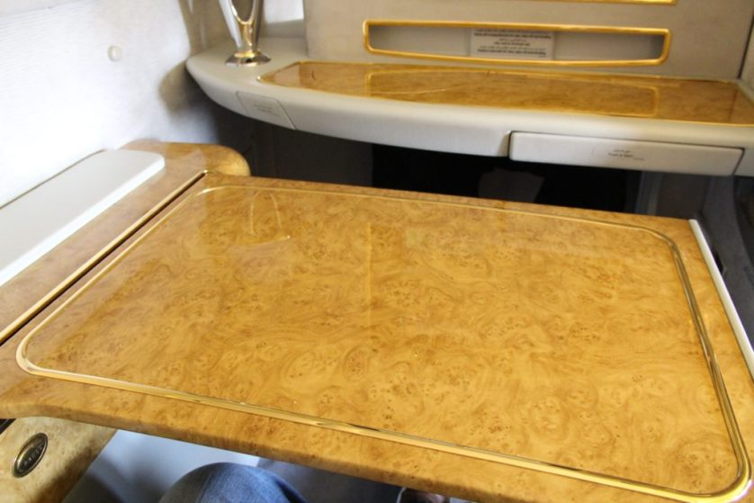Emirates Table