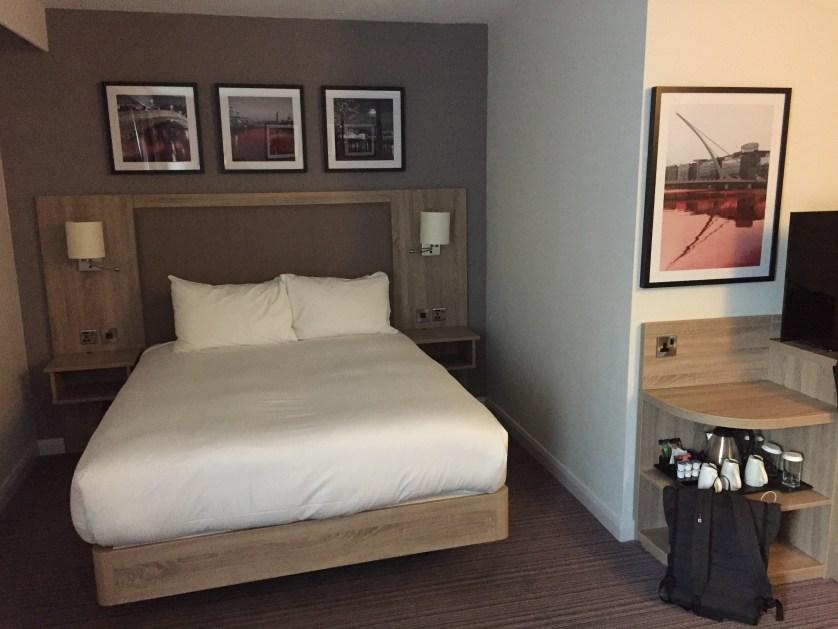 Hilton Garden Inn Dublin Bed