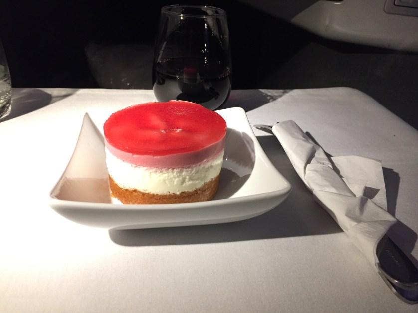 Business Class Desserts