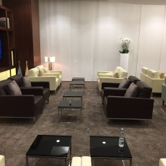 Etihad Arrivals Lounge, Abu Dhabi