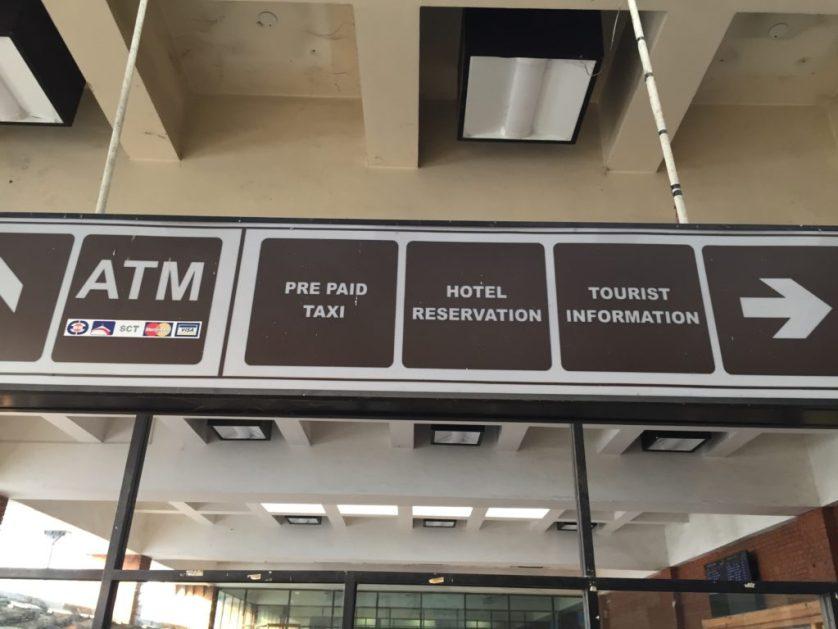 Kathmandu Airport Arrival Experience