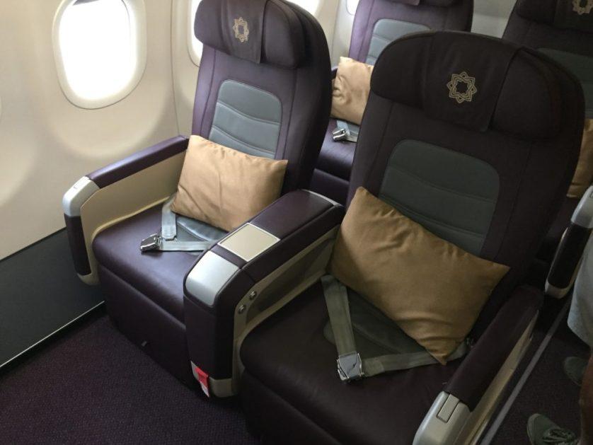 Vistara Business Class Seats
