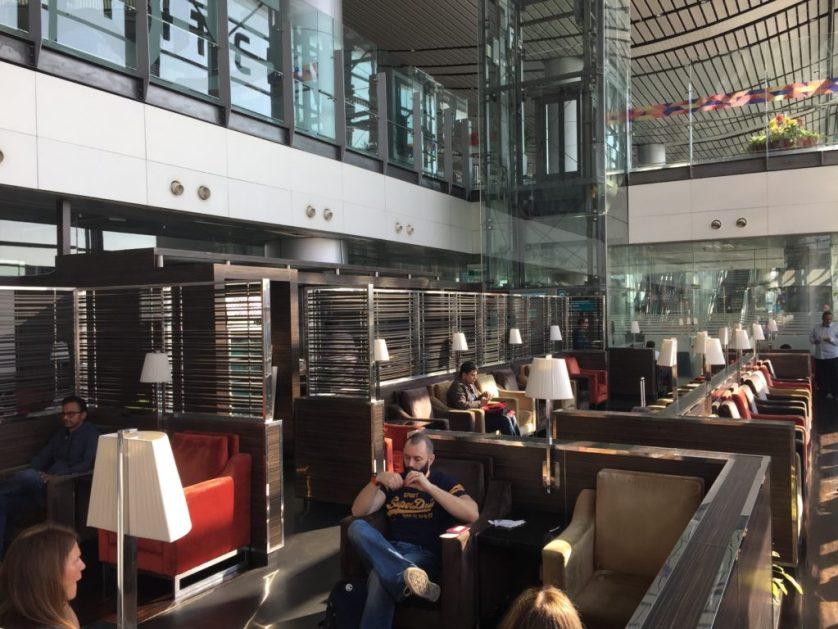 Plaza Premium Lounge Hyderabad Airport