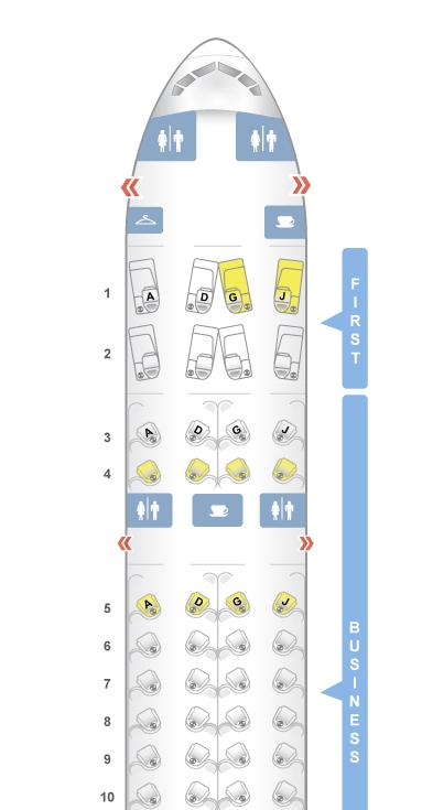 AA 777-300 Cabin Seat Guru