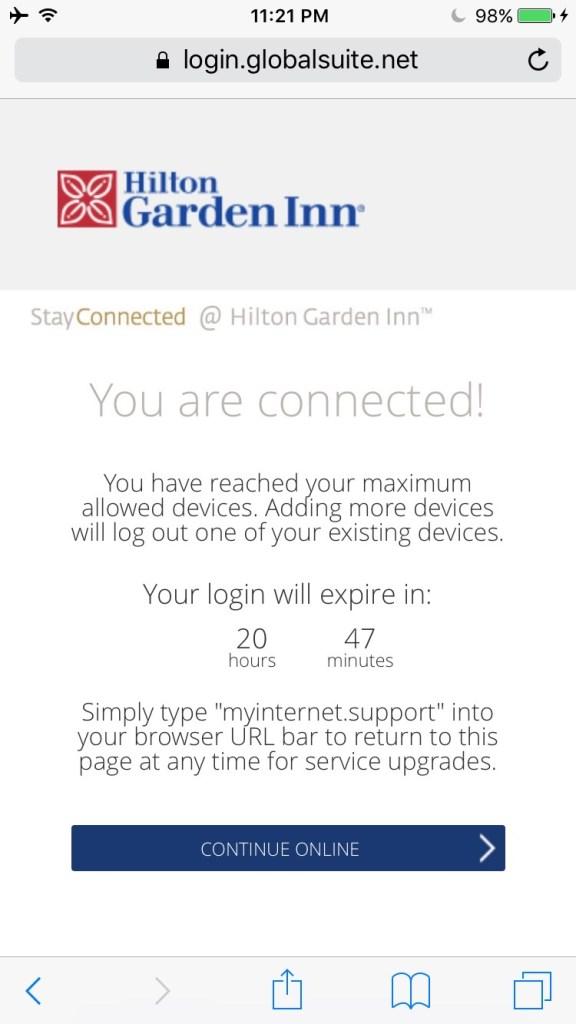 Hilton Garden Inn Tangier