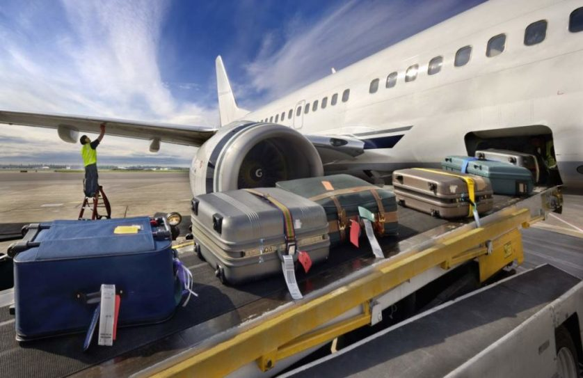 Checked baggage from Google Images
