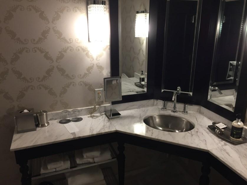Nines Hotel Portland Bathroom