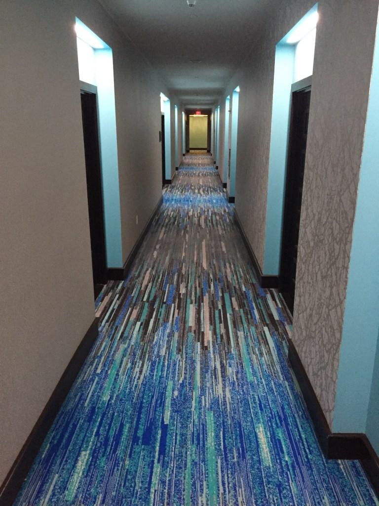 Nines Hotel Portland Hallway