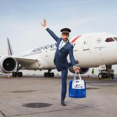 ERROR FARE! San Francisco or Los Angeles to London, $1498 Air France FIRST CLASS