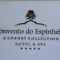 Review: Convento do Espinheiro, SPG Luxury Collection in Evora, Portugal