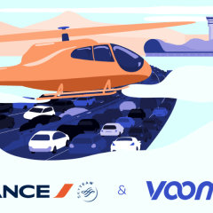 Bonjour! Air France offers Mexico Helicopter Rides