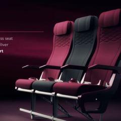 Qatar Airways Debuts New Economy Class