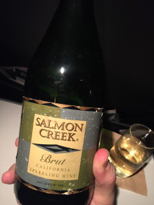 Salmon Creek Brut Sparkling Wine