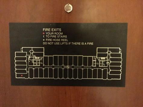 Corner plan