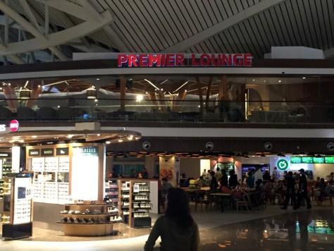 Premier Lounge DPS Bali