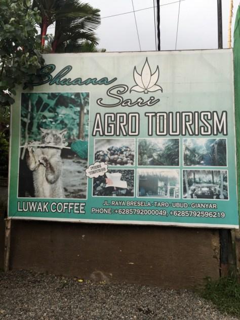 Bhuana Sari - Agro Tourism